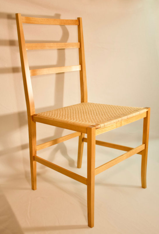 Black Locust Chair