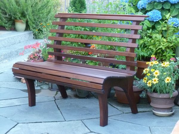 Outdoor Ipe Bench