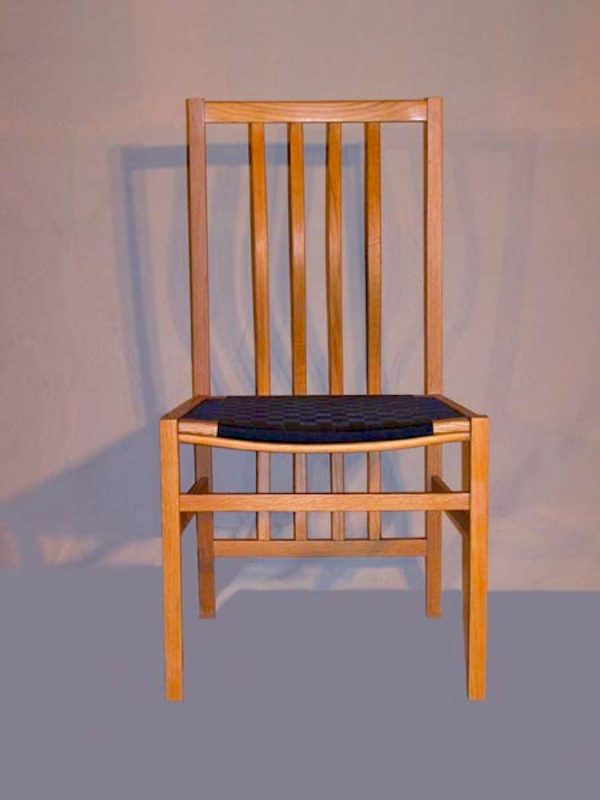 White Oak Dining Chair