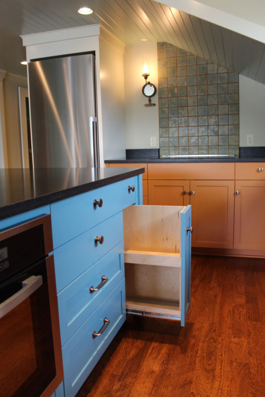 Kitchen Island Cabinet Pull Out Spice Drawer