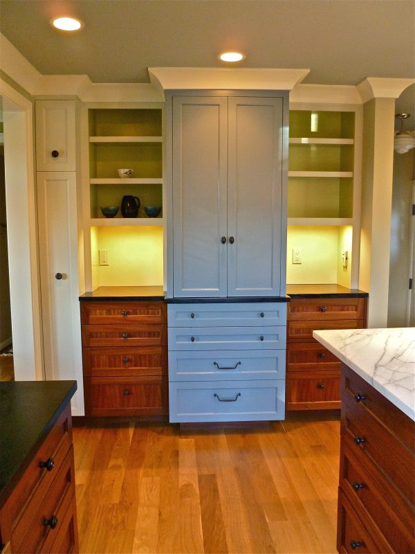 Laurelhurst Kitchen Pantry